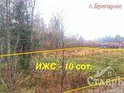 Приозерский район, п.Бригадное, 10 сот. ИЖС - Фото 2