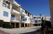 Трехкомнатный Апартамент с прекрасным видом на море в районе Пафоса