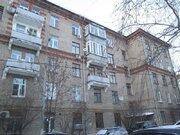 Продаем 3-х кв, жилая 54, высота потолка 3.2м, рядом мифи - Фото 1