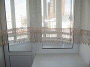 Квартира с хорошим евроремонтом, современной мебелью. Лоджия .