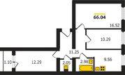 Владимир, Преображенская ул, д.3 гп, 3-комнатная квартира на продажу