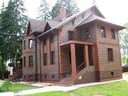 Солидный, статусный дом 555 м2 на лесном участке 30 соток в . - Фото 4