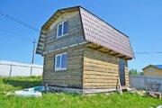 Новый дачный дом в коттеджном посёлке Новый Свет
