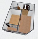 Продается 1-комнатная квартира в п.Селятино - Фото 2