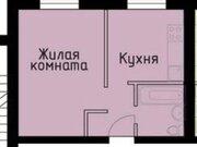 1 750 000 Руб., Продажа однокомнатной квартиры на улице Георгия Амелина, 19 в Калуге, Купить квартиру в Калуге по недорогой цене, ID объекта - 319812622 - Фото 1