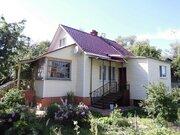Уютный ПМЖ дом из бруса 88 (кв.м) с газом. Земельный участок 6 соток. - Фото 1