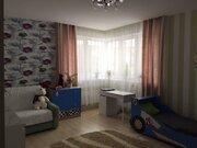 3-х комнатная квартира ЖК Авиатор
