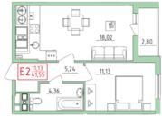 Продам 1 кв в Кольном 41,55 кв.м. с Индив отопл - Фото 4