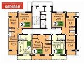 Продам 2-комн в новостройке проспект Мира д.5, площадью 58 кв.м, дом