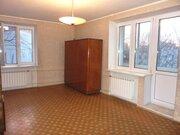 Продается однокомнатная квартира на Симоновском Валу с окнами во двор - Фото 1