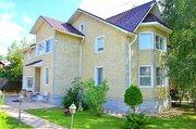 Продается дом 200 кв.м, д.Таганьково, Рублево-Успенское ш - Фото 1