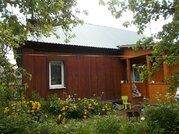 Участок с домом в деревне Глухово - Фото 5