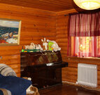 7 950 000 Руб., Дом с баней в 300 м от реки, Продажа домов и коттеджей Дворищи, Киржачский район, ID объекта - 502710456 - Фото 12