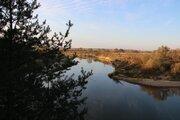 Прилесной участок в деревне, рядом с берегом реки - Фото 2