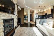 Продается видовая квартира с большой кухней-гостин