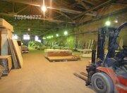 Продажа складов в Солнечногорском районе