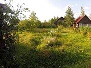 Участок 12 соток ИЖС, пос.Рябово, Тосненский район - Фото 1