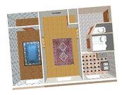 Уютная 2-х ком. квартира рядом с Красным Селом - Фото 3