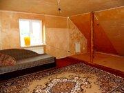 Продам 2-ух этажный дом в д.Успенка, Продажа домов и коттеджей Айша, Зеленодольский район, ID объекта - 502849275 - Фото 9