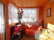 Уютный ПМЖ дом из бруса 88 (кв.м) с газом. Земельный участок 6 соток. - Фото 3