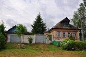 Жилой дом в черте города Киржач, 63,4 кв.м. на 8.5 сот, маг.газ. - Фото 1