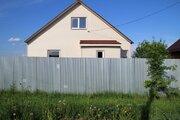 Продается новый дом на участке 25 соток в деревне Лизуново, - Фото 3