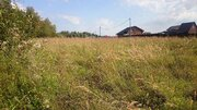 Участок 11 соток в сосновой лесу на берегу реки в Чеховском р-не - Фото 3