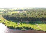 Участок рядом р.Волга и сосновым бором