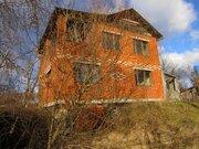 Продаю дом недострой д. Скороварово г.Алексин Тульская область - Фото 1
