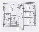 Продам комнату в 4-к квартире, Симферополь город, улица Семашко 13, Купить комнату в квартире Симферополя недорого, ID объекта - 700821209 - Фото 15