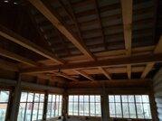 Новый бревенчатый дом 80 м2 с баней 30 м2 в тихой деревушке - Фото 3