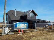 Новый двухэтажный дом с гаражом в дер. Дерябиха на краю Иванова - Фото 2