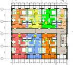 3 комнатная квартира на Красной поляне в Сочи по акции от застройщика, .