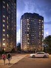 3 комнатная видовая квартира на 16 этаже ЖК «Гагаринские высотки» - Фото 4