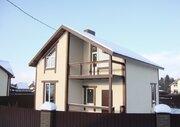Продаётся новый дом 155 кв.м с участком 8 сот. в пос. Подосинки - Фото 1