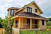Новый дом по Киевскому шоссе близ Деденево - Фото 1
