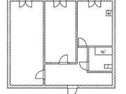 Продажа двухкомнатной квартиры на Вокзальной улице, 34 в Стерлитамаке, Купить квартиру в Стерлитамаке по недорогой цене, ID объекта - 320177669 - Фото 1