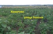 Продажа участка, Хомутово, Иркутский район, Зимняя