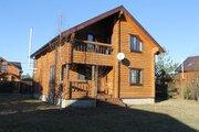 Продам дом из оцилиндрованного бревна - Фото 2