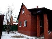 Дом 120 кв.м, Участок 13 сот. , Щелковское ш, 28 км. от МКАД. .