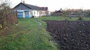 Дом возле ж/д станции
