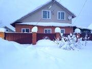 2-х этажный дом в г. Киржач район Селиваново - Фото 1
