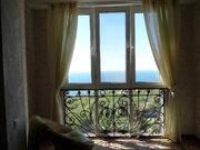 Ялта, 2ккв с видом на море - Фото 1