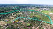 Земельный участок 10 соток в д. Съяново-2, Серпуховского района - Фото 5