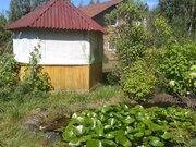 Дом 100 кв.м. из бруса на 10 сотках ИЖС, рядом р. Дубна 50 м, сауна. - Фото 3