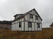 Жилой дом 120 кв.м. на уч. 9,5 сот в р-не д. Алабуха - Фото 1