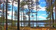 Земельный участок 75 соток (ИЖС) на берегу озера Селигер, Тверская обл - Фото 1