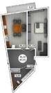 Продам 3 комнатную квартиру 90 м2 в ЖК «Castle Houses». - Фото 1