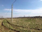 Участок в деревне Загорье-2