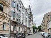 Продажа квартиры, м. Красные Ворота, Ул. Машкова